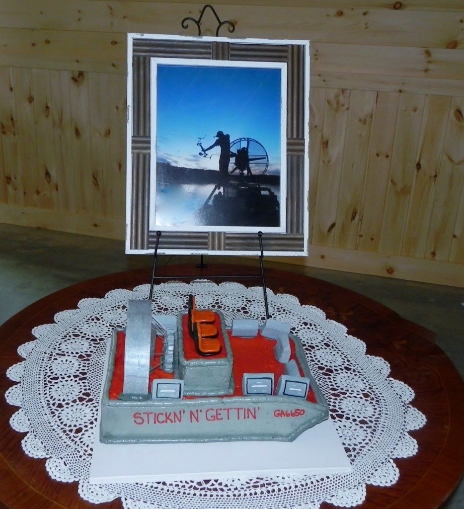 Groom's Cake Athens Georgia