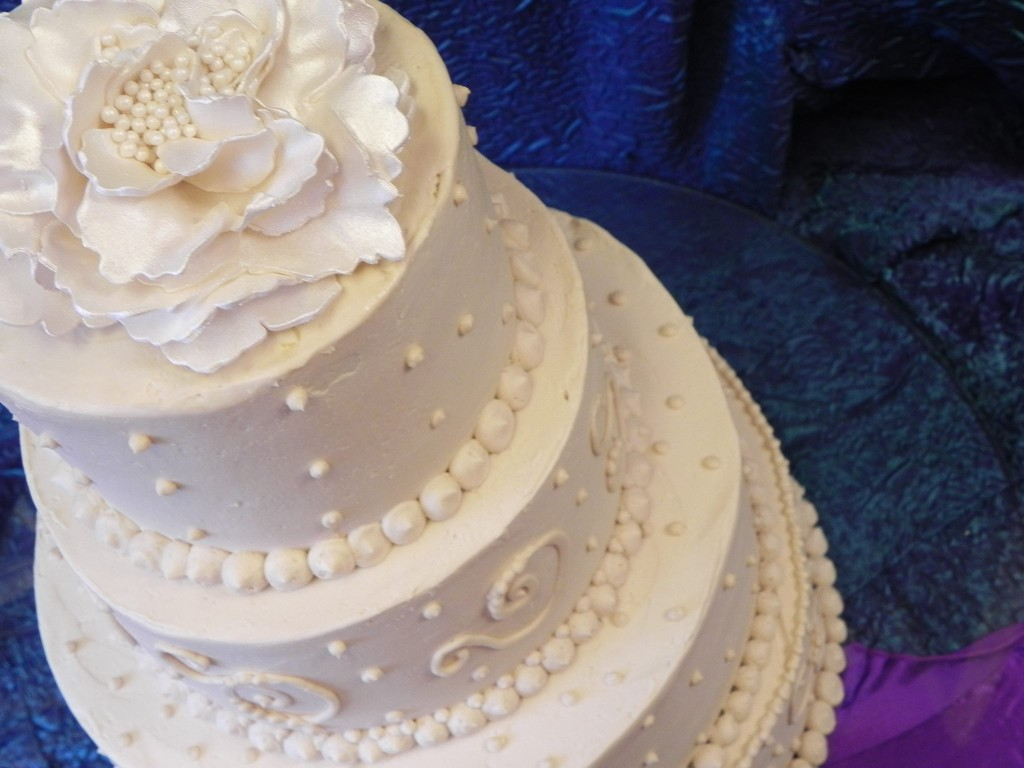 Custom Wedding Cakes Athens GA
