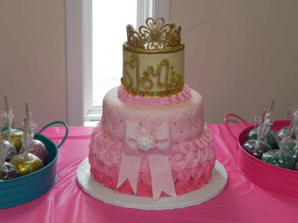 Baby Shower Cake Athens Georgia